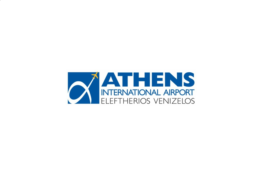 AIA-Αthens International Airport Logo
